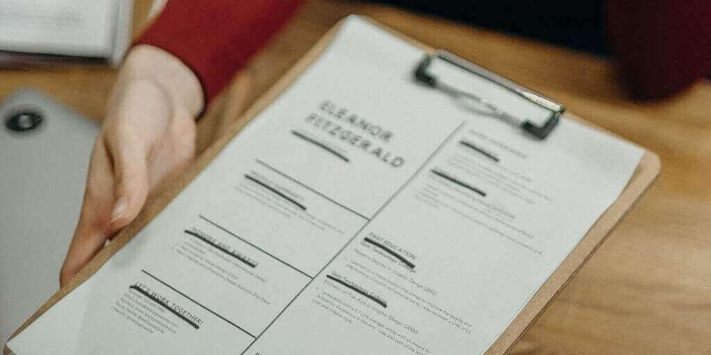 Curriculum vitae básico consejos y ejemplos de plantillas CV